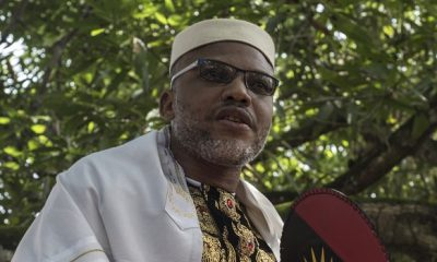 Nnamdi Kanu Reacts As ESN Invades Herdsmen Camp In Enugu