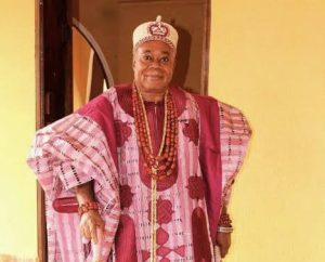Oba Isreal Adeusi 300x242 - JUST IN: Kidnappers Kill Ondo First Class Monarch