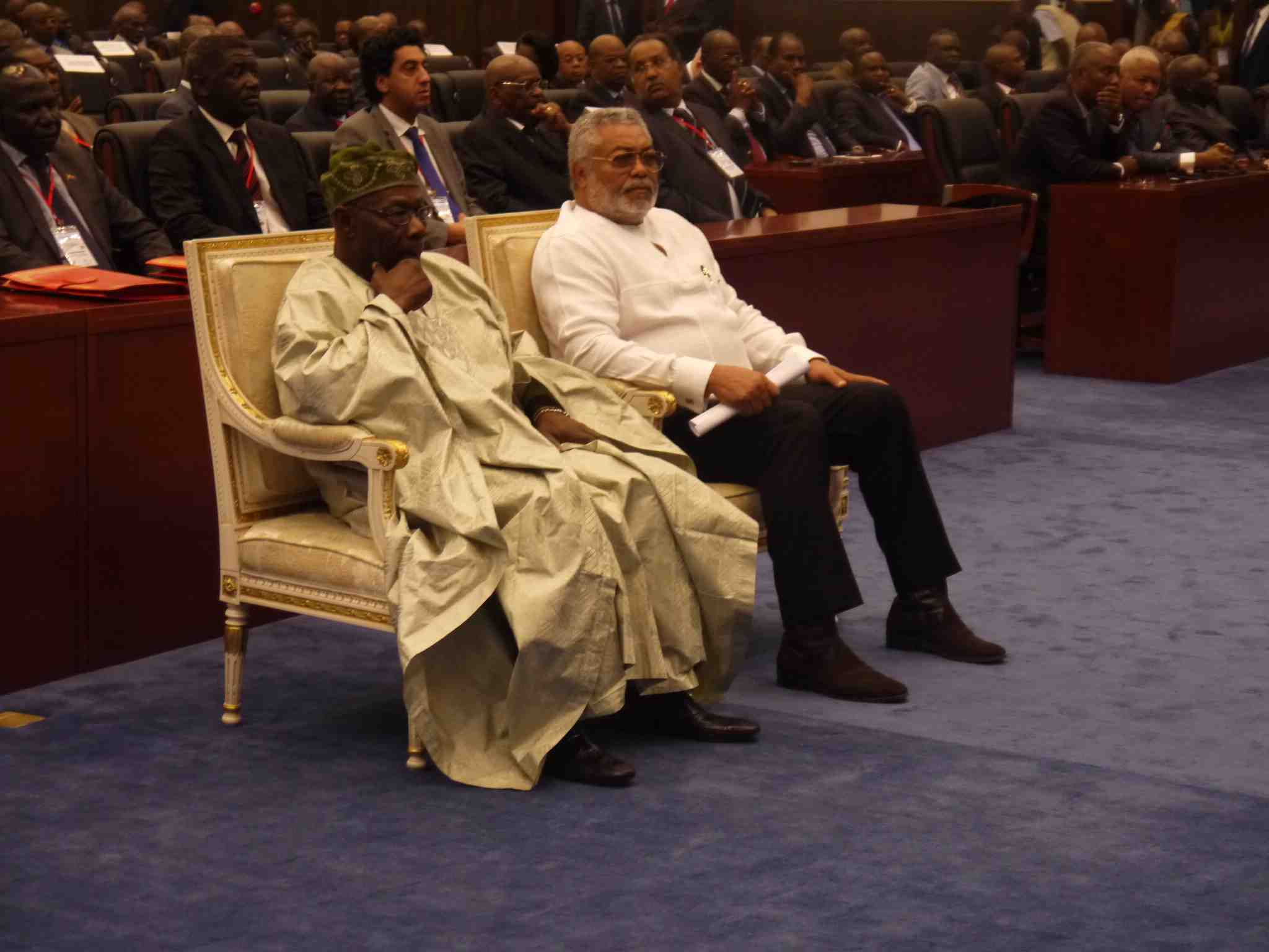 What Jerry Rawlings Did When Abacha Jailed Me — Obasanjo