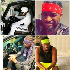 P Square reunite 300x298 - P-Square Settle Fight On 39th Birthday? – See What Lola Omotayo Did