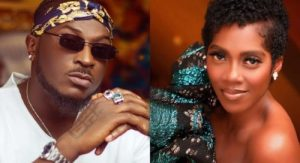 Peruzzi And Tiwa Savage Hit Studio For A New Song 2 500x272 1 300x163 - What Is Peruzzi And Tiwa Savage Doing Like This? [Video]