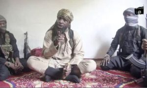 Shekau new video 300x181 - Boko Haram: 'Shekau Critically Ill, Ready To Beg Nigerians For Forgiveness'