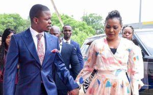 Shepherd Bushiri and wife 300x187 - Malawian Prophet, Shepherd Bushiri And Wife Arrested