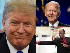Taribo West Predicts US Election  300x225 - He Only Wanted Fame & Glory For Himself – Nigerians Drag Pst. Taribo West Over Failed Prophesy