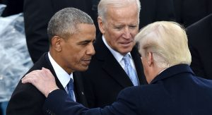 Trump Obama and Biden 300x163 - Obama Sends Message To Trump Over Biden Becoming Next US President