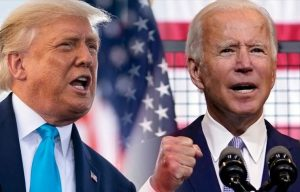 Trump and Biden 2020 300x192 - US Election: Curfew Declared In Washington As Trump Supporters Launch Protest