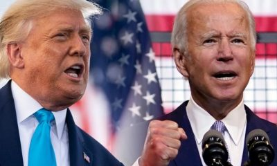 Full List Of States Won By Joe Biden And Donald Trump In #USElection2020