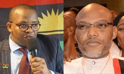 Biafra: Untold Story Of Uche Mefor's 'Sack', Nnamdi Kanu's Order, IPOB UK Activities