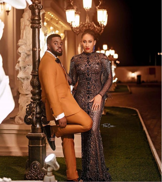 Williams Uchemba and Wife 3 - Actor, Williams Uchemba Weds Brunella Oscar Traditionally – [See Photos]