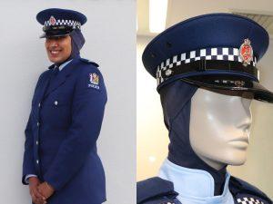 Zeena Ali in New Zealand Police Uniform 300x225 - Meet Zeena Ali, First To Wear New Zealand Police Uniform With Hijab