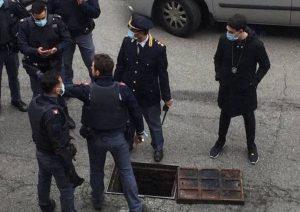 bank robbers milan 300x212 - Lacasa de Papel? Bank Robbers Escape Via Sewer System