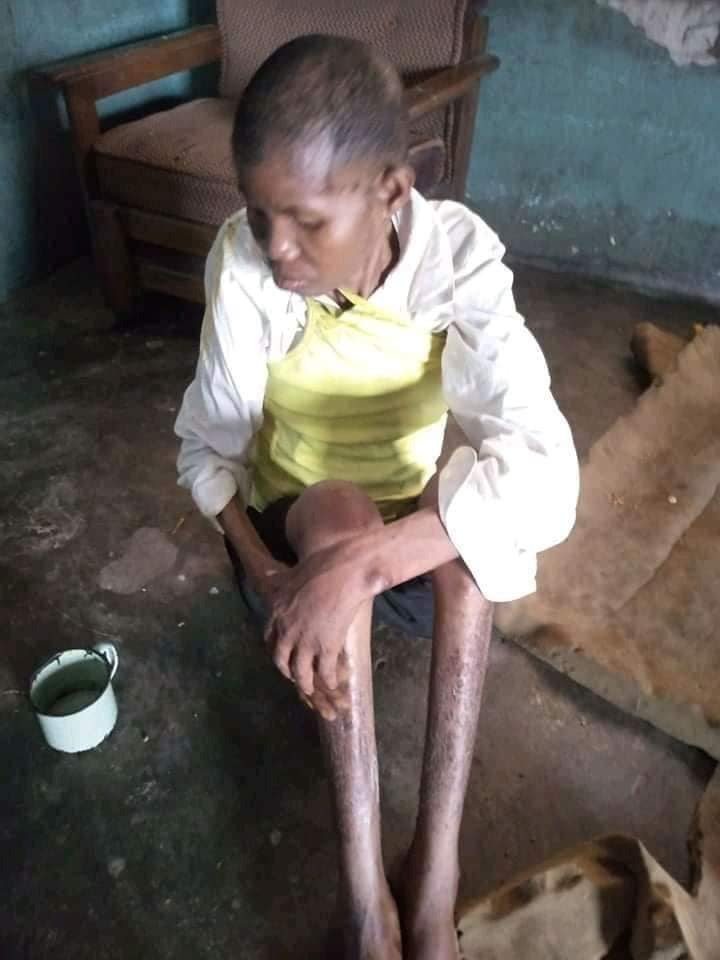 Wicked World: Man Locked His Wife Inside Cage For 4 Years, Impregnated Her 3 Times Despite Malnourishment