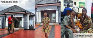 emmanuella mansion 300x122 - How Emmanuela Was Able Build A House For Her Mom -Mark Angel