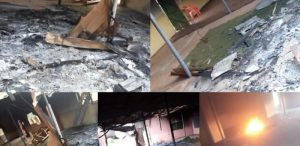 mosques burnt as hausa siblings stab enugu tricycle rider over fare photos 300x146 - Hausas Vs Enugu Youths: Group Speaks Out On Alleged Burning Of Mosques