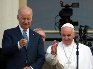 pope francis and joe biden 300x221 - US Election: Pope Francis Congratulates Joe Biden