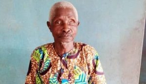 septuagenarian Hunsu Sunday 300x174 - 70-Year-Old Man 'Impregnates' 15 Year-Old Granddaughter In Ogun