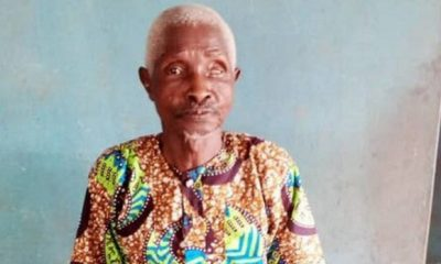70-Year-Old Man 'Impregnates' 15 Year-Old Granddaughter In Ogun