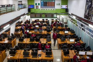 stock exchange 300x200 - Dangote Cement Strong Q3 Results Boost Nigerian Stock Market on Friday