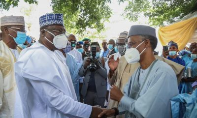 PHOTOS: Senate President, Sanusi, Governors, Others Attend El-Rufai Son's Wedding