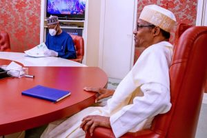 zulum 1 1024x683 1 300x200 - Boko Haram: Details Of Gov. Zulum's Meeting With President Buhari