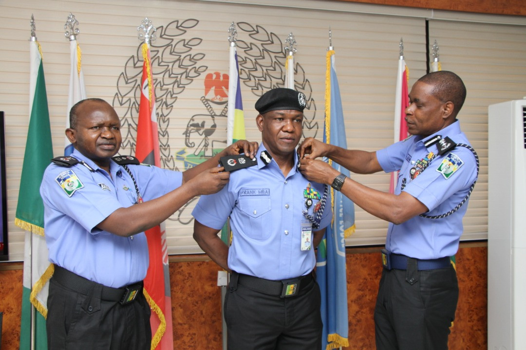 5fecd55b80feb - Police PRO, Frank Mba Promoted To Commissioner Of Police (Photos)