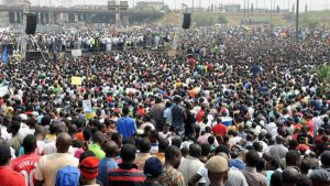 A image of the Nigerians 300x169 - Nigeria's Population Now Stands At 206 Million – NPC