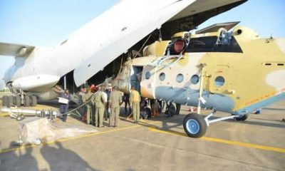 US Lawmakers Stop $875m Arms Sale To Nigeria - Report