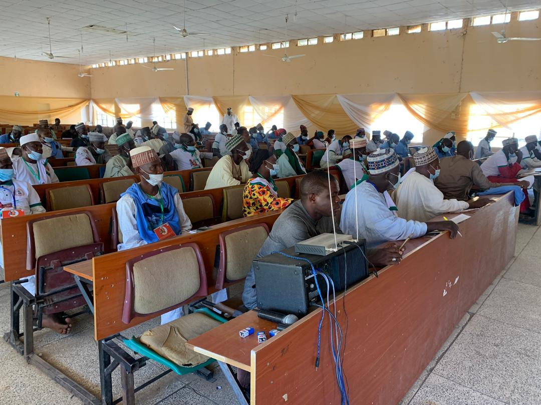 Abbos Empowerment 3 - Senator Elisha Abbo Gives N200,000 Each To 150 Youths, Women – [Photos]