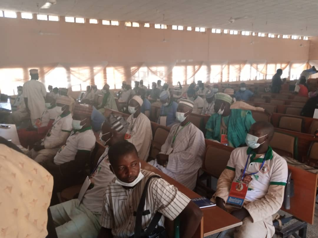 Abbos Empowerment 5 - Senator Elisha Abbo Gives N200,000 Each To 150 Youths, Women – [Photos]