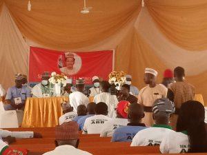 Abbos Empowerment 7 300x225 - Senator Elisha Abbo Gives N200,000 Each To 150 Youths, Women – [Photos]