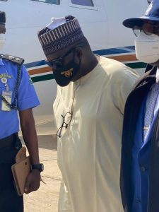 Abdulrasheed Maina 225x300 - Breaking: Maina Arrives Nigeria From Niger Republic