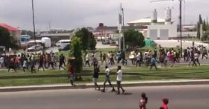 Abuja ENDSARS Protest 300x157 - #ENDSARS Protest Resumes In Abuja – [See Videos]