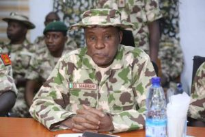 Bashir Magashi 300x200 - Bandits Attack Easily Because Nigerians Are Cowards – Defence Minister, Magashi