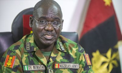 Buratai Warns Army Generals Against Plotting Coup To Topple Democracy