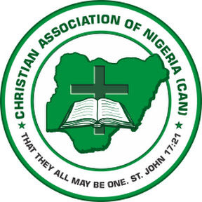 Christian Association of Nigeria logo - Kogi Approve Churches To Observe Cross-Over Services