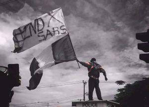 EndSARS 300x215 - #EndSARS: Court Halts Suit Against Sam Adeyemi, Davido, Wizkid, Others [Full list]