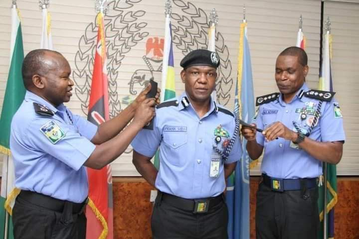 EqkF2xSWMAQ4hLE - Police PRO, Frank Mba Promoted To Commissioner Of Police (Photos)