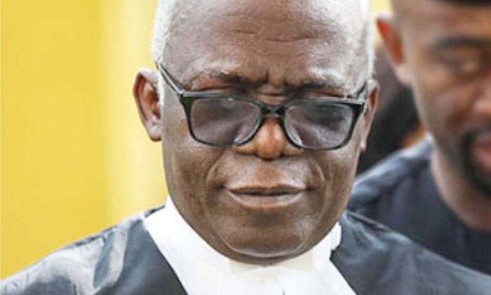 Falana Says FG's Meeting With Twitter Late, Backs ECOWAS Ruling