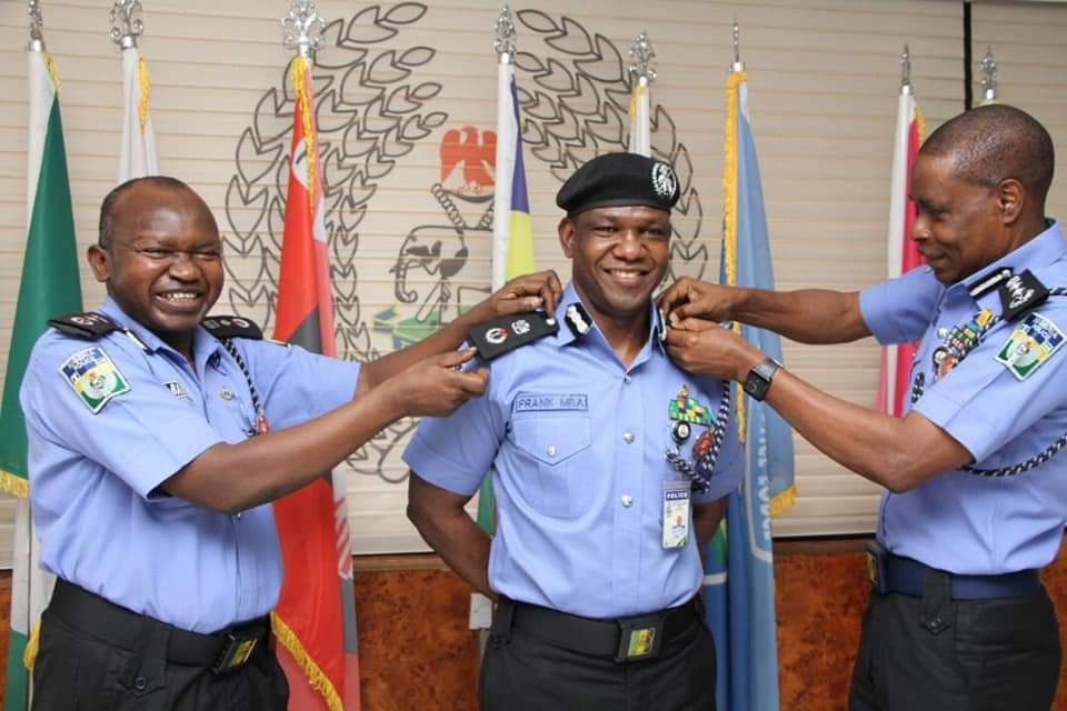 Frank Mba - Police PRO, Frank Mba Promoted To Commissioner Of Police (Photos)