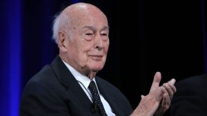 Giscard dEstaing 300x169 - Ex- French President, Giscard d'Estaing Is Dead