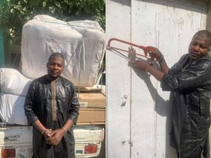 Kano Looter 300x225 - Man Steals N8m Worth Of Goods From Kano Warehouse – [Photo]
