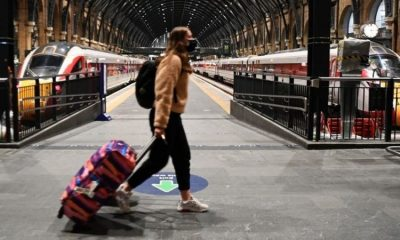 Many European countries have banned travelers from the UK from entering their countries