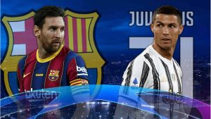 Messi and Ronaldos reunion is scheduled for Tuesday evening 300x169 - Champions League: Barca Vs Juventus Probable Formations