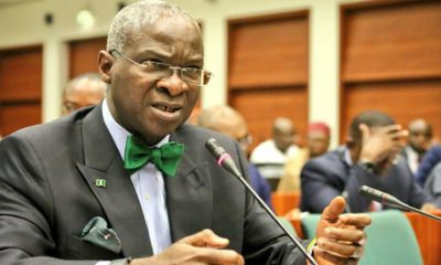 Fashola Reveals When 2nd Niger Bridge Will Be Completed