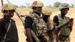 NIGERIAN ARMY 300x169 - Security Forces Kill Bandits Rescue 18 Women, 5 Children Abducted In Katsina