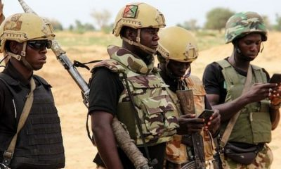 Army Eliminates Scores Of Boko Haram Terrorists In Yobe