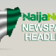 Top Nigerian Newspaper Headlines For Today, Saturday, 24th April, 2021