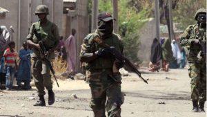 Troops, Boko Haram Terrorists In Bloody Clash Over Dikwa, Borno