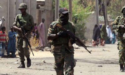 Troops, Boko Haram Terrorists In Bloody Clash Over Dikwa, Borno