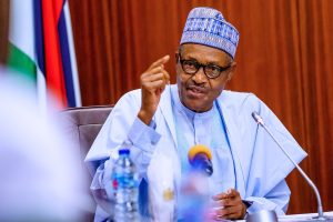 Nigerian President Muhammadu Buhari 300x200 - Probe Missing ₦3.8bn In Health Ministry, NAFDAC, Others, SERAP Tells Buhari